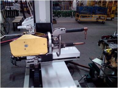 自动点焊设备Automatic spot welding equipment